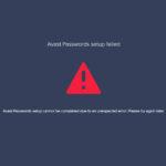 Avast Passwords not working