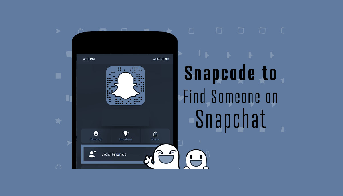 How to find someone on Snapchat
